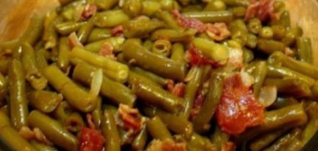 صور طريقة طبخ اللوبيا الخضراء , وصفة الشيفات لعمايل طبيخ اللوبيا الخضرا