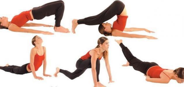 صورة تمارين لتنحيف الخصر والبطن في اسبوع , اقوي تمارين رياضية تخلي وسطك وبطنك منحوتة في 7 ايام 1573 2