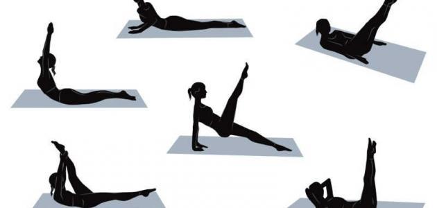 صورة تمارين لتنحيف الخصر والبطن في اسبوع , اقوي تمارين رياضية تخلي وسطك وبطنك منحوتة في 7 ايام
