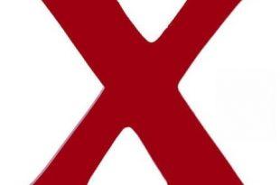 صورة صور حرف x , مالا تعرفه عن الحرف اكس