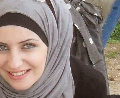 صور صور بنات سوريات محجبات , جمال ورقه بنات سوريا فى الحجاب