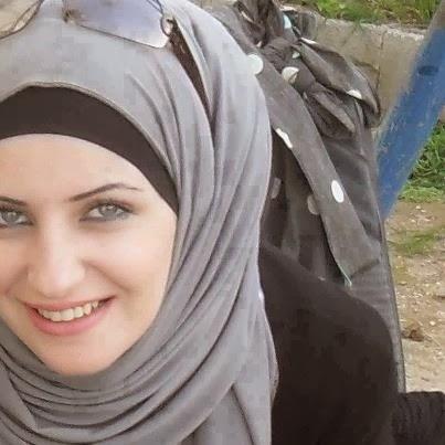 صورة صور بنات سوريات محجبات , جمال ورقه بنات سوريا فى الحجاب
