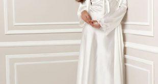 موديلات قمصان نوم للعرايس , اشيك واجمل قمصان النوم لكل عروسة رقيقة