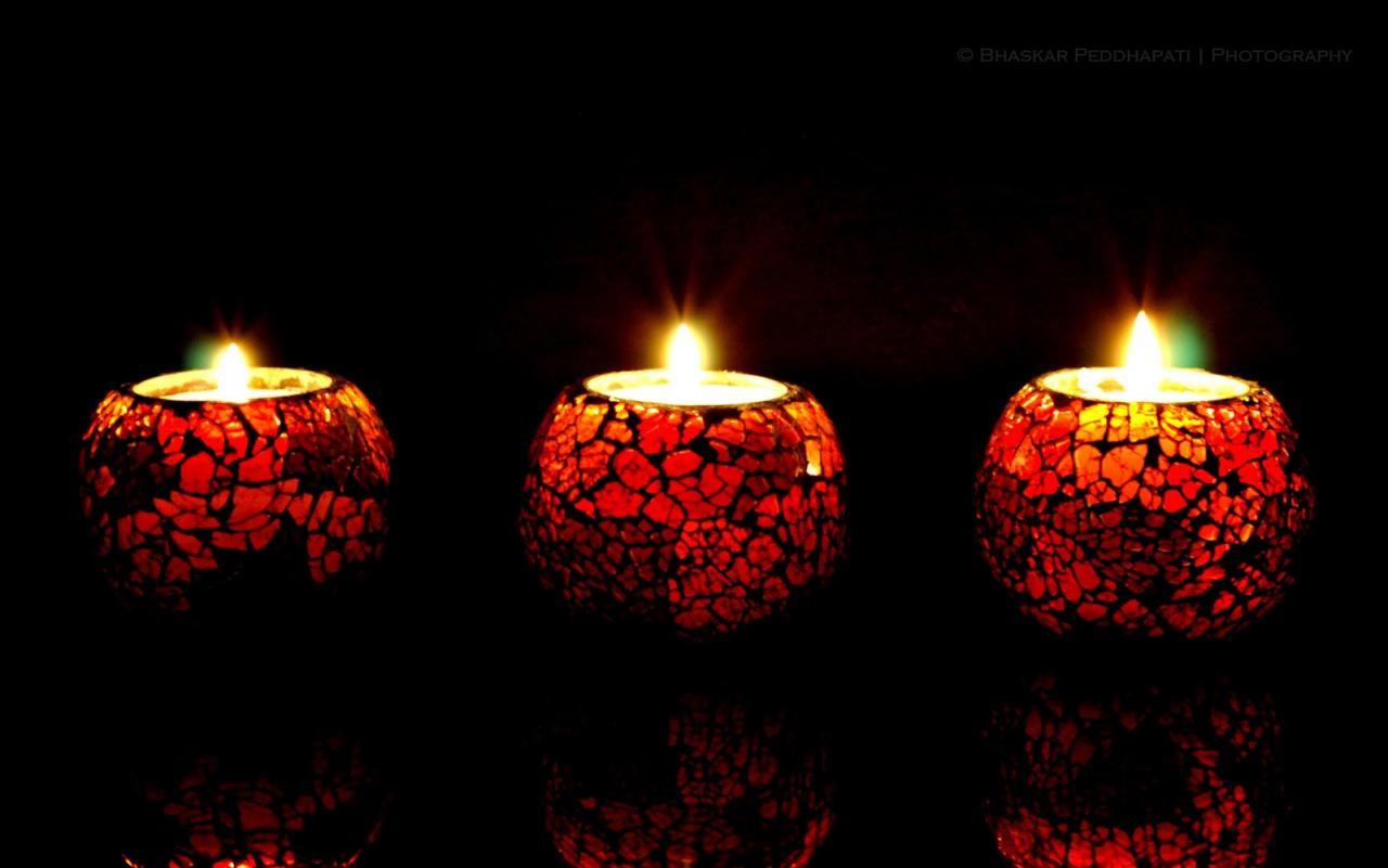 صورة اشكال شموع رومانسية , جو من الرومنسيات من الشموع 2536 7