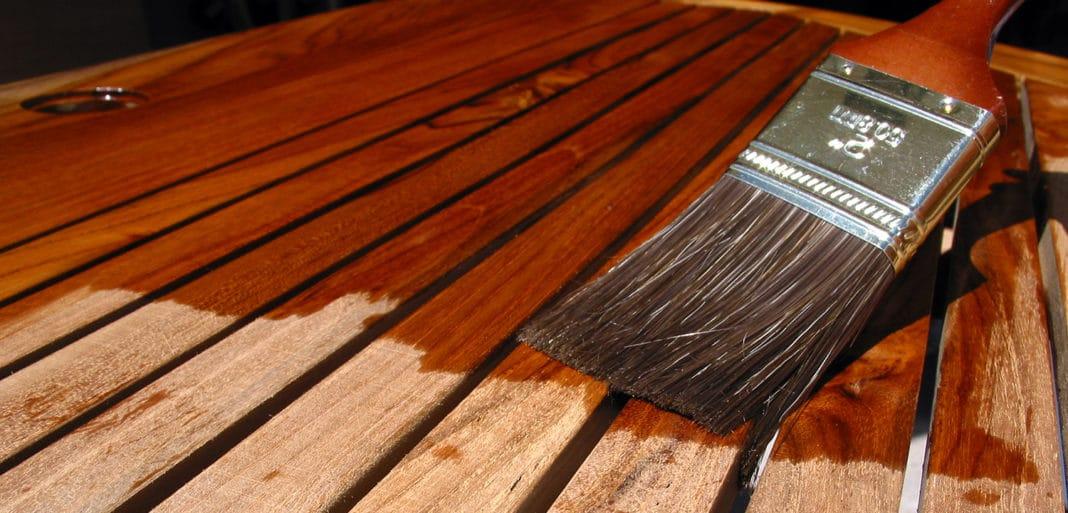 صورة طريقة صبغ الخشب , صبغ الخشب بسهوله