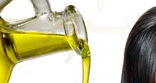 هل زيت الزيتون مفيد للشعر , تاثير زيت الزيتون على الشعر