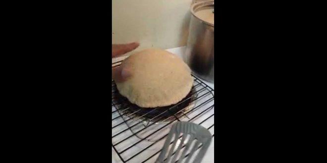 صور طريقة عمل الخبز في المنزل , الخبز باحترافيه فى المنزل
