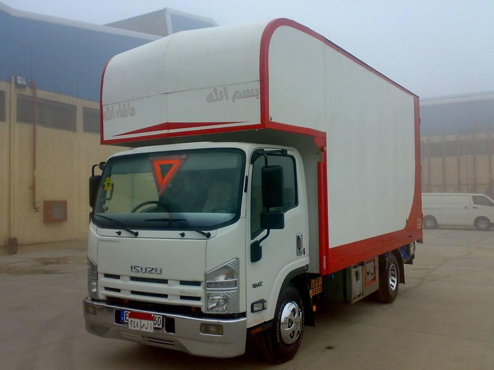 صورة سيارات نقل اثاث بالقاهرة , خدمات وسيارات نقل الاثاث