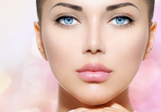 صورة علاج لتسمين الوجه , افضل علاج لامتلاء الوجه في اسبوع