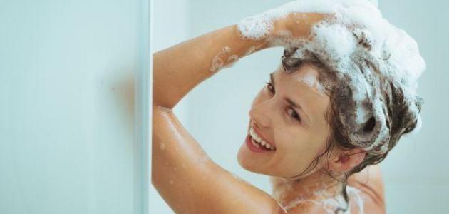 صور غسل الشعر يوميا , هل اغسل شعري يوميا