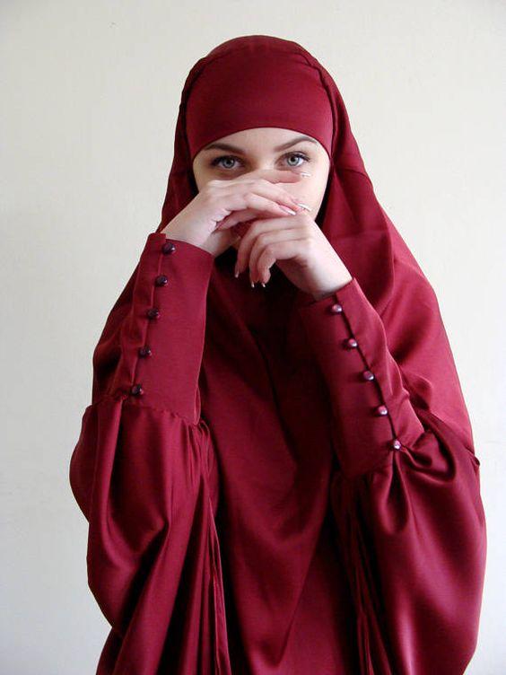 صورة اشكال الخمار الاسلامى , وااااو اجمل لفات للخمار الاسلامي