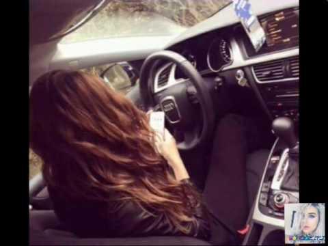 صورة بنات في سيارات , جمال البنات في السيارات