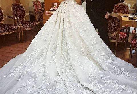 صور اجمل الفساتين للعرايس , اجمل تصاميم فساتين للعرايس رهيبه