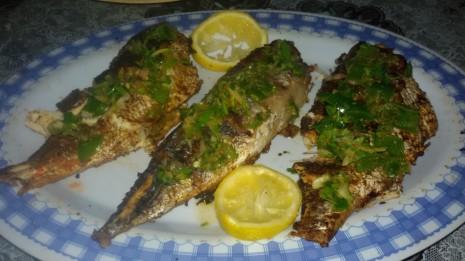 صور طبخ السمك في المنام , تفسير طبخ السمك في المنام