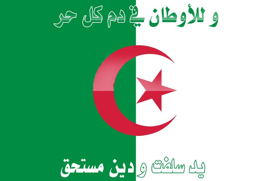 صورة تعبير عن حب الوطن الجزائر , افضل تعبير عن حب الوطن لن تستطيع مقاومته