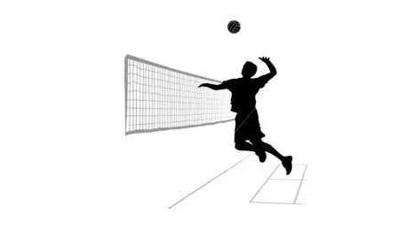 صورة موضوع عن كرة الطائرة , معلومات مدهشه عن كرة الطائره