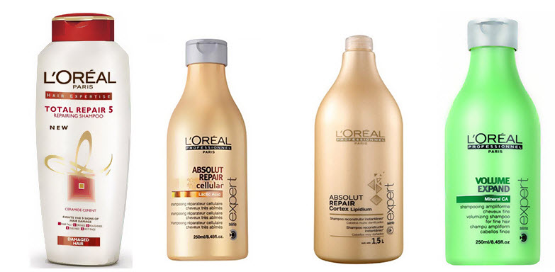 صورة منتجات لوريال للشعر التالف , مميزات وعيوب منتجات لوريال للشعر 3456 5