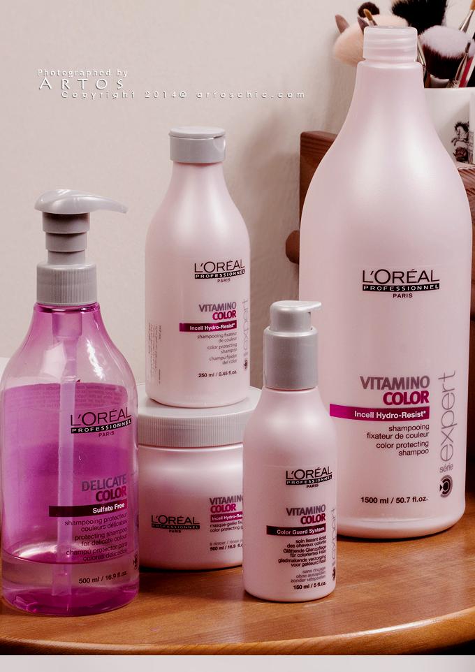صورة منتجات لوريال للشعر التالف , مميزات وعيوب منتجات لوريال للشعر 3456