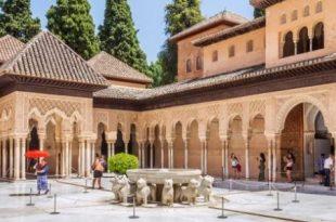 صور معلومات عن قصر الحمراء , تفاصيل عن قصر الحمراء الاثري ب اسبانيا