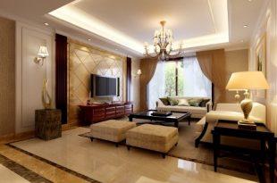 صور ديكور صالة طويلة , ارق تصاميم ديكورية لريسبشن مساحته طويلة