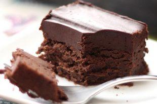 صور وصفات حلويات بالشكولاطة , محبي حلوي الشيكولاتات ستندهشون من تلك الطرق المنزلية