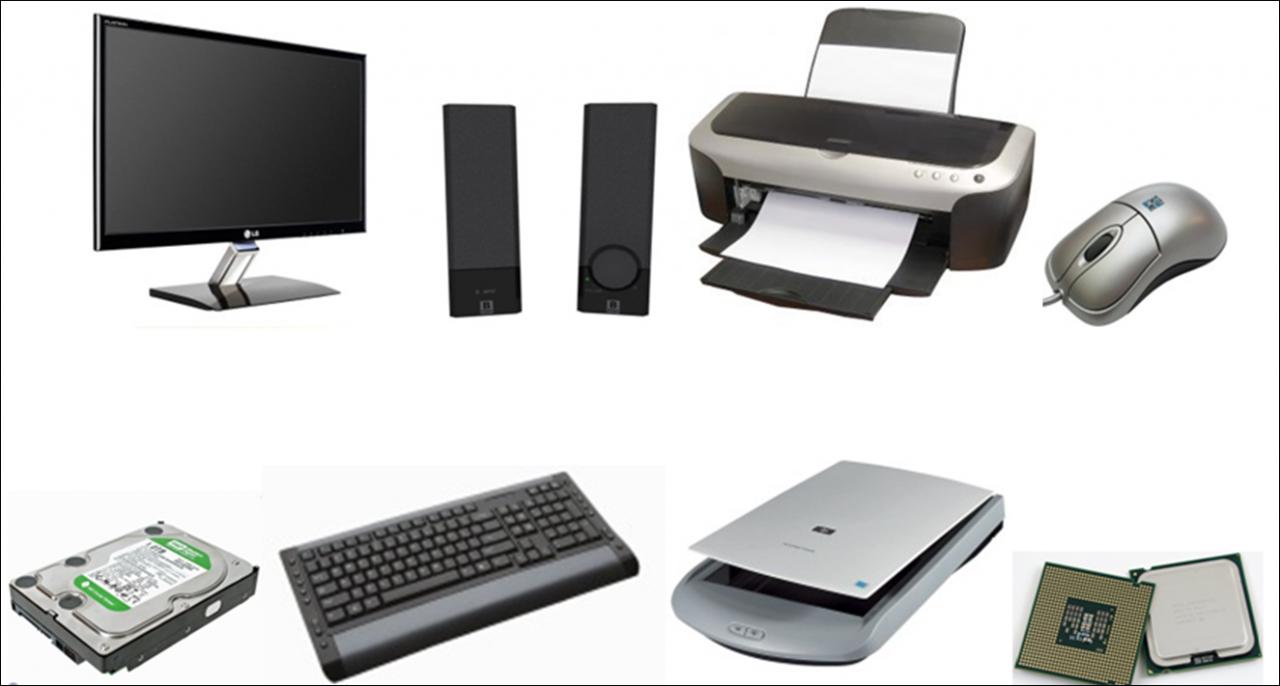 صورة مكونات جهاز الحاسوب , تعرف على كل مكونات جهاز الحاسوب