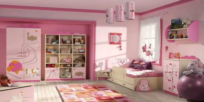 صور غرف بنات جميله , الدلع كله فى اختيارات لغرف البنات