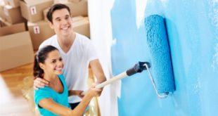 صور تفسير حلم دهان البيت باللون الازرق , اللون الازرق وهل له دلالات حول الالوان فى المنام