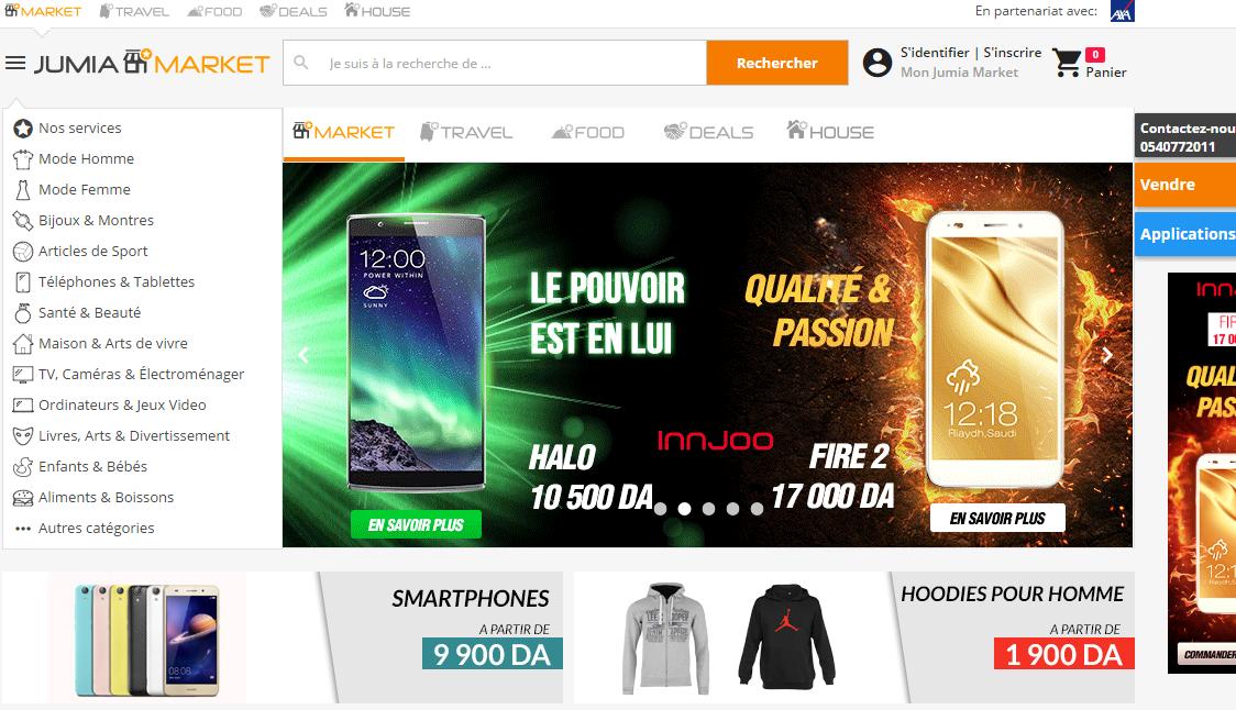 صورة شراء عبر الانترنت في الجزائر , طرق التسوق لاحتياجاتك في دولة الجزائر الشقيقة