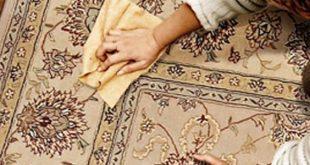 صور طريقة تنظيف سجاد المنزل , جددي شكل سجاد بيتك بمسحة تنظيف مذهلة