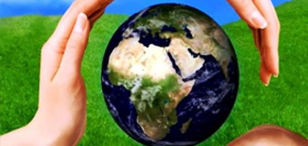 صورة موضوع حول البيئة , بحث مكثف ومختصر عن البيئة والحفاظ عليها 1538 8