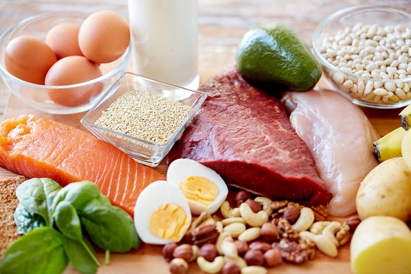 صورة افضل بروتين لزيادة الوزن والضخامة , تعرف علي البروتين الاكثر فاعليه لبناء العضلات