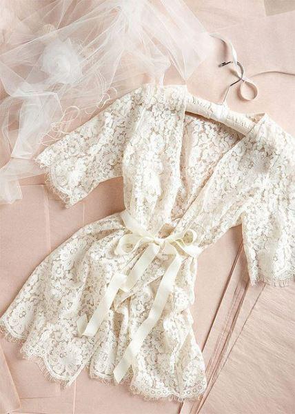 صورة اجمل ملابس العروس , اشيك لانجيريهات وبجامات للعرايس الحلوين بس