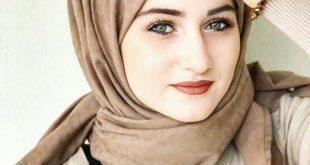 صور بنات محجبات مزز , الحجاب يزين المراه