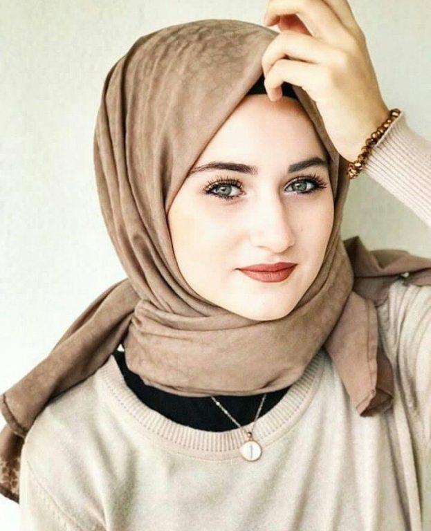 صورة صور بنات محجبات مزز , الحجاب يزين المراه