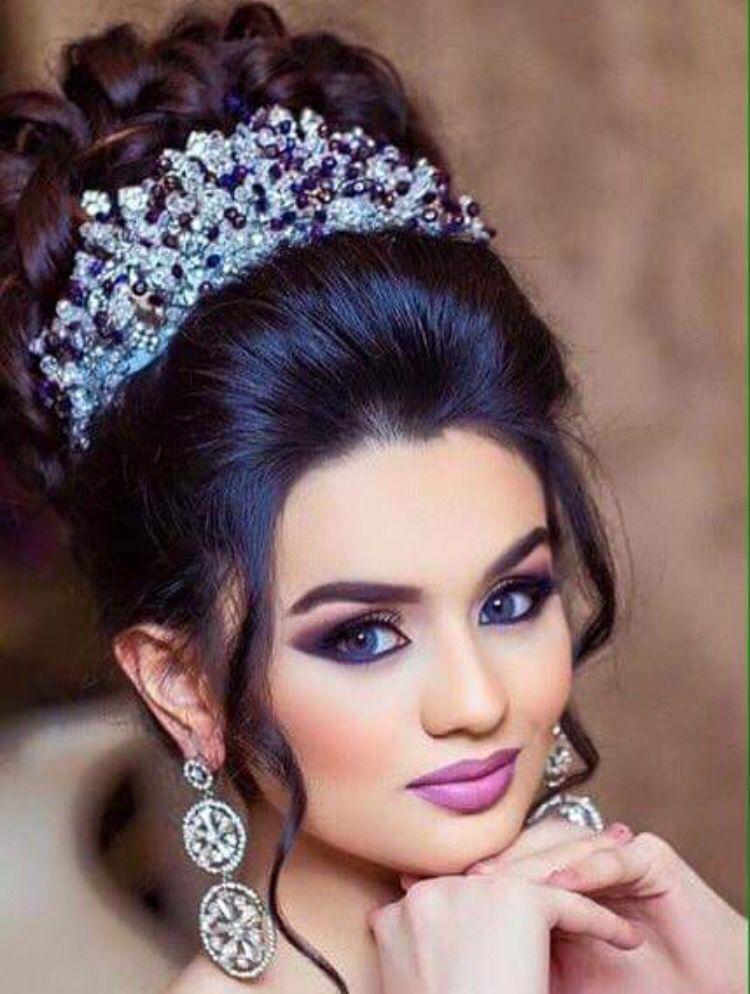 صورة اجمل مكياج العرائس , تالقي في ليلة عرسك 2477 7