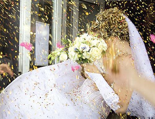 صورة احلى زفة عروس , ليلة العمر للبنات