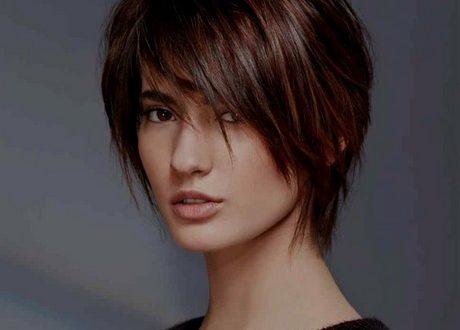 صورة تسريحات الشعر القصير للبنات سهلة , قصات شعر جديده و سهلة
