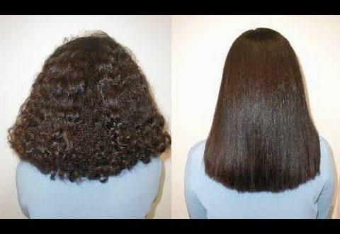 صورة خلطة لتنعيم الشعر كالحرير من اول مرة , اجعلي شعرك حرير في المنزل