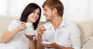حوار بين الزوجين , النقاش بين الازواج