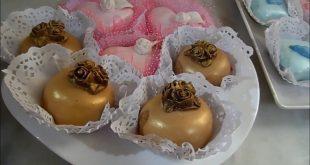 صورة انواع حلويات الاعراس , رايحين لعروسة شوف الحلويات الي تاخدها