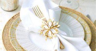 صورة تنسيق طاولات طعام , افكار روعة لتزيين وتحضير مائدة طعامك في بيتك
