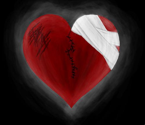 صورة صور قلب حزينه , الجراح في القلب واجعاه من الحزن
