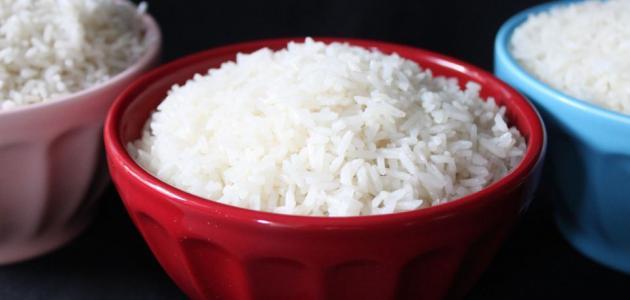 صورة طريقة عمل الرز الابيض , اشهي وصفة رز ابيض مصري ممكن تاكليها