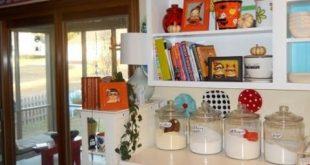 صورة كيف ازين مطبخي باشياء بسيطة , شوفو كيف غيرت شكل مطبخي بافكار من داخل بيتي
