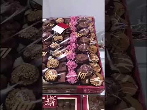 صورة حلويات روز بالمدينه , اشهر الحلويات السعودية