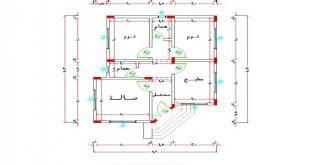 صورة رسومات هندسية للمنازل الصغيرة , منازل صغيرة بطريقه حديثة