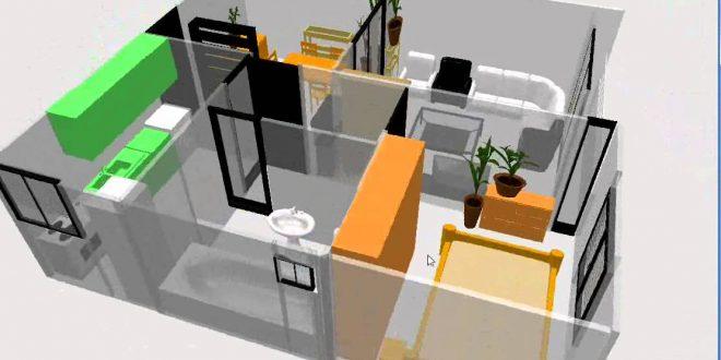 صورة كيفية تصميم منزل , صمم شقتك على مزاجك