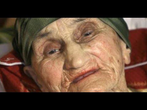صورة اكبر امراة في العالم , سيدات معمره في العمر