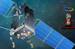 صورة ترددات القمر الاذربيجاني , تردد الاقمار الصناعية